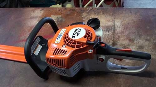Stihl Ht 45 Hedge Trimmer Service Workshop Manual Download Chainsaw
