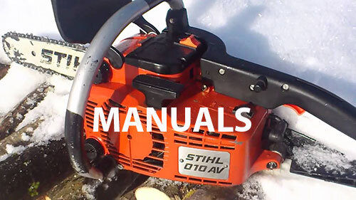 Stihl 010 011 Chainsaw Complete Service Workshop Repair /& Parts Manual