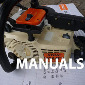 Stihl 12 AVTEQ Parts List Manual