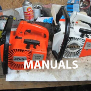 Stihl 15 AV Parts List Manual